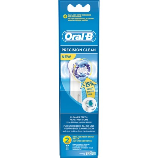 Oral-B Precision Clean 2er