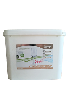 Clearwhite Basic Pulver 6kg